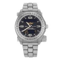 Breitling Emergency E76321 Titanium Unisex Watch(17658)