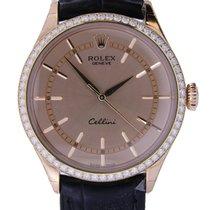 Rolex Cellini Time Roséguld 39mm Rosa Sverige, Gothenburg