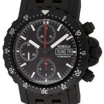 Kobold : Phantom Tactical Chronograph :  KD 924453 :  Black...