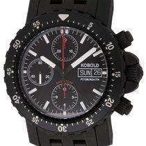 Kobold : Phantom Tactical Chronograph :  KD 924453 :  Black...