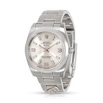 Rolex Air King Dominos 114200 Automatic Men's Watch in...