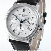 Frederique Constant Classic Chronograph - Achutng 25,5% gespart