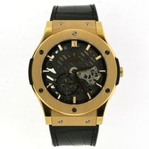 Hublot Classic Fusion ultra-thin skeleton 515.OX.0180.LR