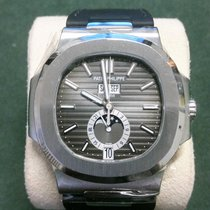 Patek Philippe Nautilus Leather Strap - 5726a-001
