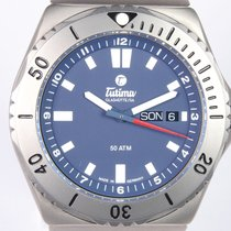 Tutima Titanium 44mm Automatic M2 pre-owned