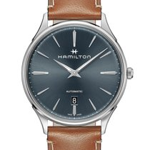 Hamilton Steel 40mm Automatic H38525541 new