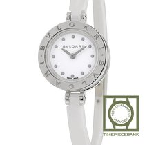 Bulgari B.Zero1 Steel 23mm White