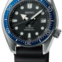 Seiko Prospex SPB079J1 SEIKO PROSPEX SEA Subacqueo Acciaio Nero 44mm new