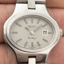 Zenith Port-Royal Steel / Automatic/ lady/ Good Condition