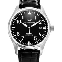 IWC Pilot Mark pre-owned 39mm Steel