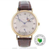 Breguet 36.5mm Automatic 2003 pre-owned Classique Silver