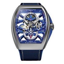 Franck Muller Vanguard V 41 S6 SQT ANCRE YACHT 2020 new