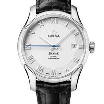 Omega 431.13.41.21.02.001 Acero De Ville Co-Axial nuevo