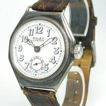 Rolex Silber Handaufzug Weiß 32mm gebraucht