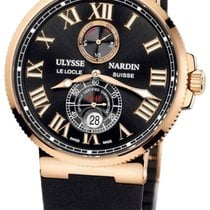 Ulysse Nardin Marine Chronometer 43mm 266-67-3/42 подержанные