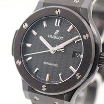 Hublot Classic Fusion 45, 42, 38, 33 mm gebraucht 38mm Datum Kautschuk