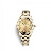 Rolex Pearlmaster 813180040 новые