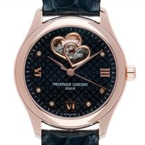 Frederique Constant Ladies Automatic Double Heart Beat FC-310NDHB3B4 nové