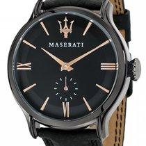 Maserati Steel 42mm Quartz R8851118004 new