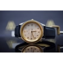 Chronoswiss Pacific Gold/Steel 38mm Silver