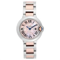 Cartier Ballon Bleu 28mm Steel 28mm Mother of pearl Roman numerals United States of America, Georgia, Atlanta