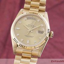 Rolex Day-Date 36 36mm Guld