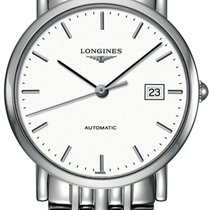 Longines Elegant Steel 34.5mm White United States of America, California, Moorpark