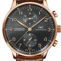 IWC Růžové zlato 41mm Automatika iw371415 použité Česko, Praha