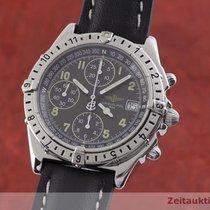 Breitling Chronomat GMT Zeljezo 39mm Crn