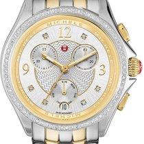 Michele MICHELE BELMORE DIAMOND TWO-TONE DIAMOND MWW29B000006 new