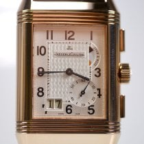 Jaeger-LeCoultre Grande Reverso Duo Or rose 29mm Argent Arabes