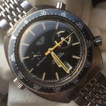 Heuer Steel Automatic 42mm pre-owned