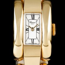 Chopard 18k Yellow Gold La Strada Ladies Watch B&P...