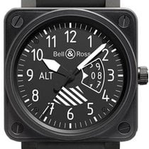 Bell & Ross Aviation BR01 BR01-96ALTIMETER