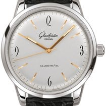 Glashütte Original Steel 39mm Automatic 39-52-01-02-04 new United States of America, New York, Airmont