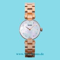 Rado Coupole nuevo 2020 Cuarzo Reloj con estuche y documentos originales R22855923