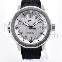 IWC Aquatimer Automatic Stal 42mm Srebrny