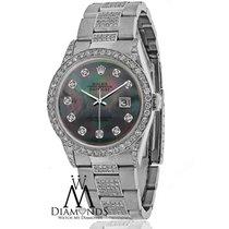 Rolex 16200 Datejust 36mm United States of America, New York, New York