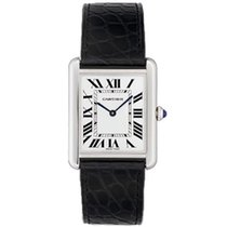 Cartier w5200003 Otel Tank Solo 27mm