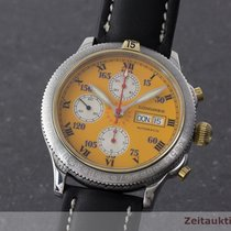 Longines Hour Angle Lindbergh Chronograph Herrenuhr Automatik...