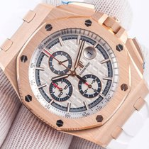 Audemars Piguet Red gold Automatic new Royal Oak Offshore Chronograph