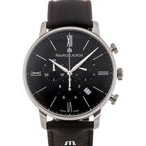Maurice Lacroix Eliros 40 Chronograph Black Dial