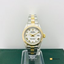 Rolex Lady-Datejust, Gold & Steel