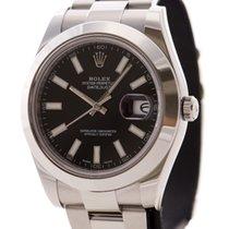 Rolex Datejust II Black Dial Automatic