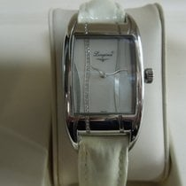 Longines BelleArti Steel 27mm Mother of pearl No numerals