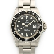 Tudor Stainless Steel Submariner Watch Ref. 76100