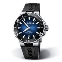 Oris Men's 01 733 7730 4185-SET RS Aquis Clipperton Limited Watch