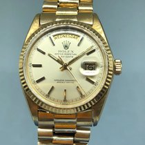 Rolex Day-Date 36 Yellow gold 36mm Champagne No numerals Singapore, Singapore