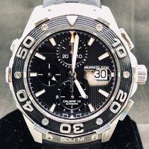 TAG Heuer Aquaracer 500M Chronograph Automatic, Calibre 16,...