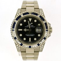Rolex 116759SA White gold GMT-Master II 40mm